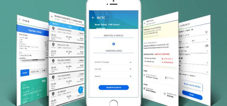 C&K-IRCTC App