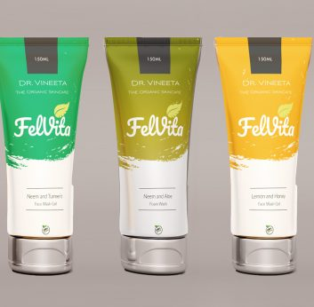 Felvita Packaging Design