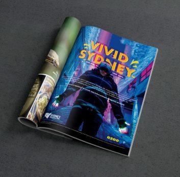 Sydney Tourism – Lonely Planet Advertisement