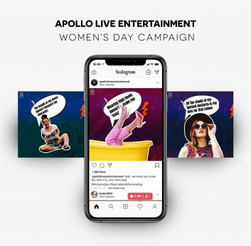 Women's Day Campaign – Instagram Promotion