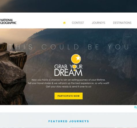 National Geographic in collaboration with CNK