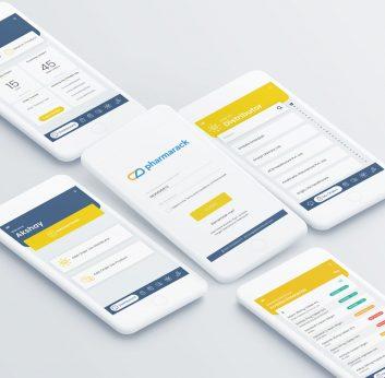 Pharmarack Moble App
